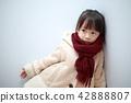 เสื้อ Duffle (ภาพฤดูหนาวด้านนอกเสื้อคนญี่ปุ่นเด็กคัดลอกอวกาศเด็ก) 42888807