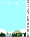 버스 풍경 42893988
