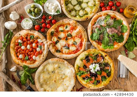 披薩意大利自製披薩 42894430