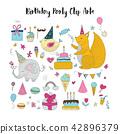 birthday, animal, gift 42896379
