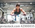 체육관, 남자, 남성 42900035