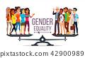 female, gender, woman 42900989