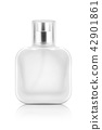 blank packaging perfume glass bottle 42901861