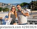 couple, happy, smiling 42903826