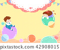Vector - illustration related to creativity of early childhood and infant education vector illustration 009 42908015