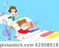 Vector - illustration related to creativity of early childhood and infant education vector illustration 007 42908018