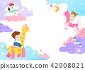 Vector - illustration related to creativity of early childhood and infant education vector illustration 012 42908021