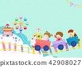 Vector - illustration related to creativity of early childhood and infant education vector illustration 005 42908027