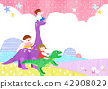 Vector - illustration related to creativity of early childhood and infant education vector illustration 003 42908029