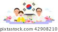 illustration, anniversary, child 42908210