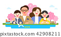 Vector - Korea's National Memorial Days. the anniversary of Korean memorial holidays such as Children's Day, Independence Day, Buddha's birthday and so on. 007 42908211