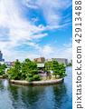 【Kanagawa Prefecture】 Urban landscape 42913488