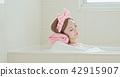 洗澡 浴室 浴缸 42915907