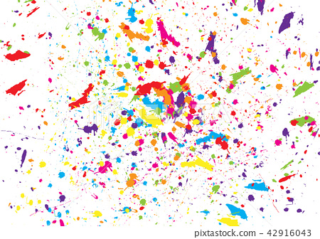 abstract splatter watercolor background. 42916043
