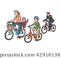 자전거의 가족 42916136