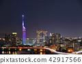 福冈市夜景 42917566