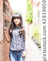亞洲台灣台中霧峰林家花園古厝攝影女性女人人像人物肖像 42919950