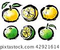 citrus, fruits, citron 42921614