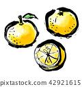 แปรงทาสีส้ม 42921615