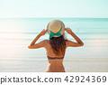 summer woman hat 42924369