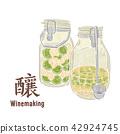 梅酒,酿造,食物插图 42924745
