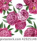 pattern, watercolor, seamless 42925146