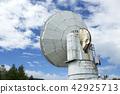 노베 야마 국립 천문대의 빠라보나 안테나 42925713