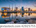 Milwaukee, Wisconsin, USA Skyline 42925755