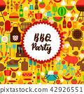 barbecue, bbq, design 42926551