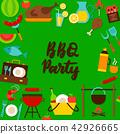 barbecue, bbq, design 42926665