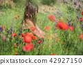 Nerja coastline landscape Malaga Andalusia, Spain. 42927150