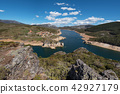 Nerja coastline landscape Malaga Andalusia, Spain. 42927179