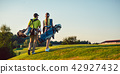 golf, couple, sport 42927432