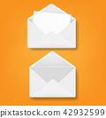 White, Paper, Open 42932599