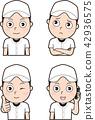 动作 姿势 面部表情 42936575