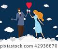 romance wine valentine 42936670