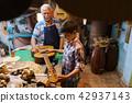 guitar, grandson, lute 42937143
