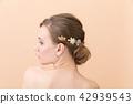 新娘美女拍攝外國女性 42939543