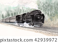 데코이찌 증기 기관차 D51 SL 42939972