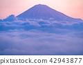 """""""จังหวัดชิสึโอกะ"""" ภูเขาฟูจิและไดกะอิไก 42943877"""