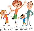 Energetic and bright family 42945321