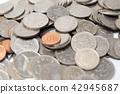 堆硬幣 42945687