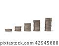堆硬幣 42945688