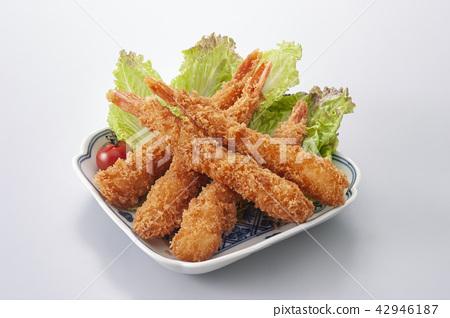 Fried shrimp 42946187
