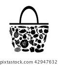fruit, fruits, icon 42947632