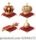 crown 3d royal 42948172