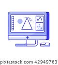 monitor computer screen 42949763