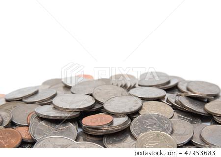 堆硬幣 42953683