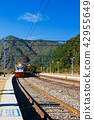 V-Train valley train route Gangwon, Korea 42955649