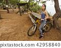 bike, bicycle, park 42958840